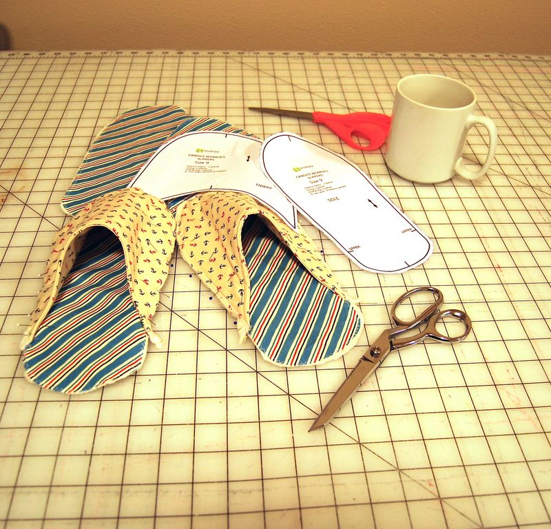 5:6:15 Slippers In Progres