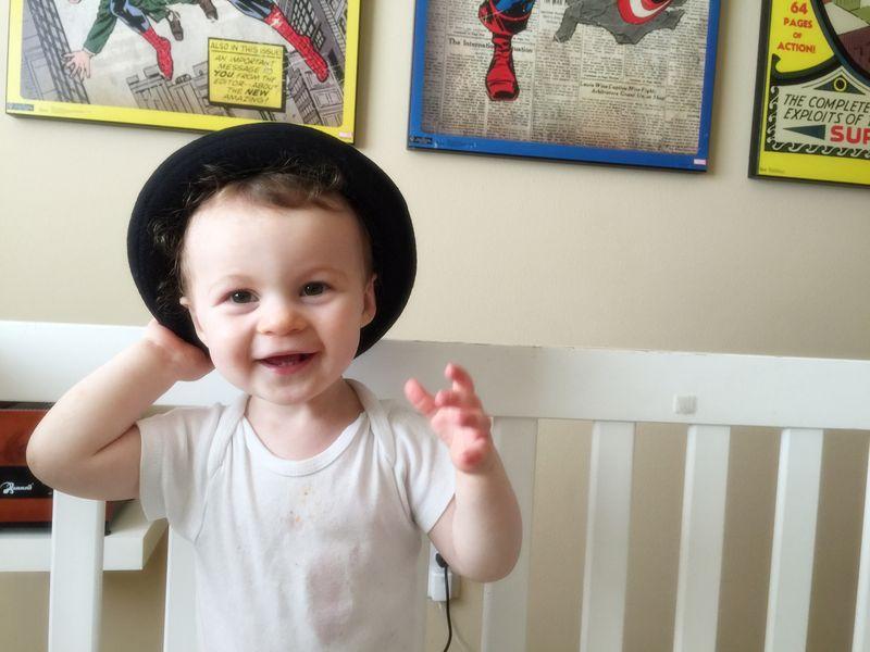 7.18.15 Maverick Hat