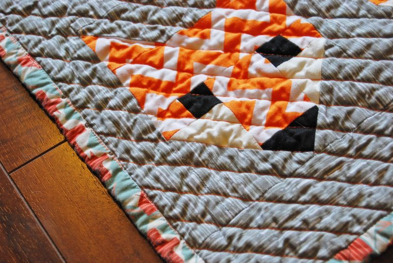 Fancy Fox Quilt 6